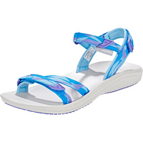 Columbia Big Water Sandalias Mujer, blue sky/white